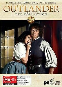 Outlander Seasons 1-3 Box Set Dvd Region 4 | Brand New And Sealed