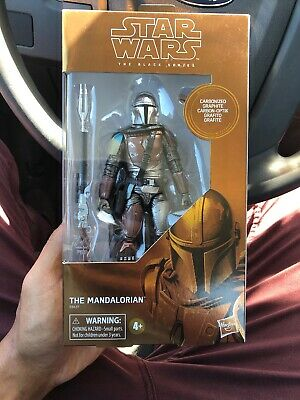Star Wars The Black Series 6 Inch Carbonized The Mandalorian 2019 Figure