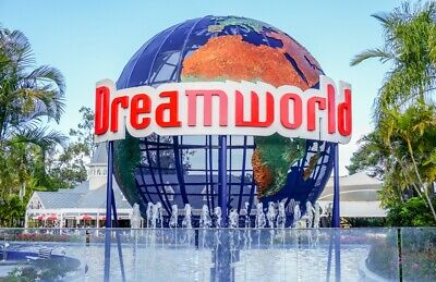 Dream World & White Water World Ticket , Gold Coast Themepark