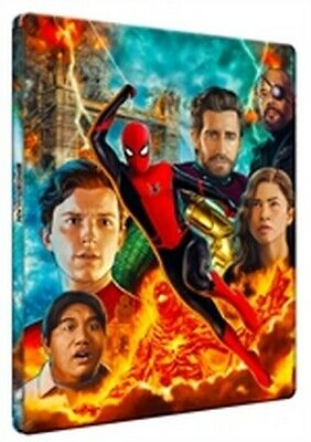 Spider-Man - Far from Home (Blu-Ray Disc + Bonus Disc - SteelBook)