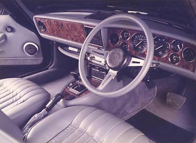 Triumph Stag Mk1 Walnut Dash Kit