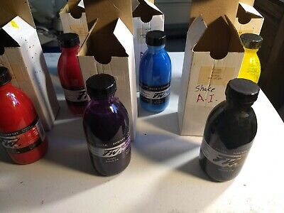 Acrylic Ink Bottles