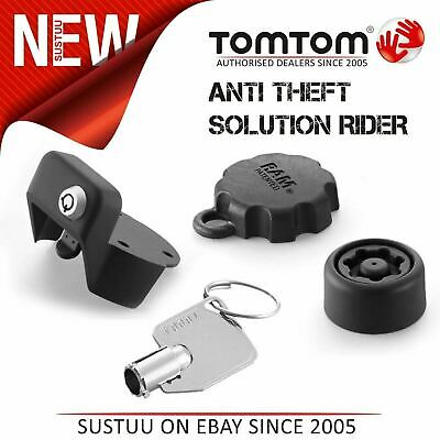 Tomtom Anti Theft Solution│SatNav Mount Security Lock│Rider 410 450 420 400 550