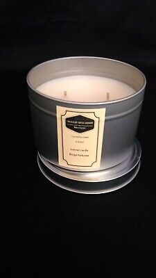 Luxury Designer Inspired Soy Wax Tin Candle - 60+ Fragrances Available