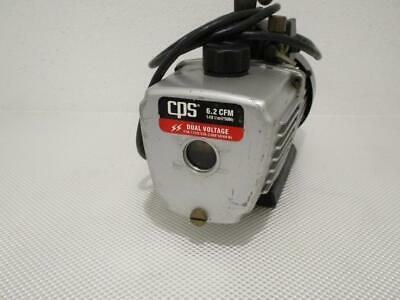 ONE USED CPS PRO-SET VACUUM PUMP 6.2CFM 50Hz. VP6D