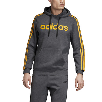 ADIDAS HOODIE ESSENTIALS 3 STRIPES POCKET HOODY FL FI1477