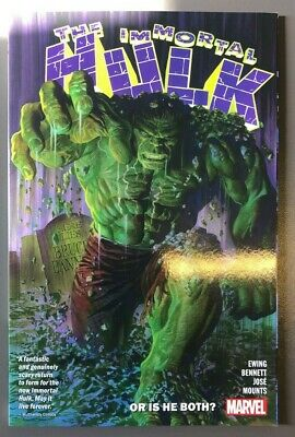 Comic: Marvel | The Immortal Hulk | Vol. 1 Or Is He Both? TP- New