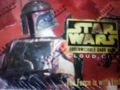 Star Wars CCG Cloud City SINGLES 2ND TIER Select Choose Pick Your Card SWCCG