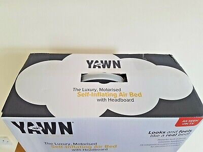 YAWN Air Bed Self-inflating Airbed Camping Mattress Blow Up Bed Built-in Pum