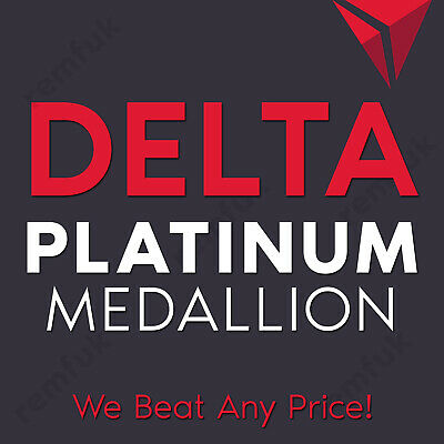 ✈️Delta Platinum Medallion Status Upgrade SkyTeam status Seat upgrade ✈️