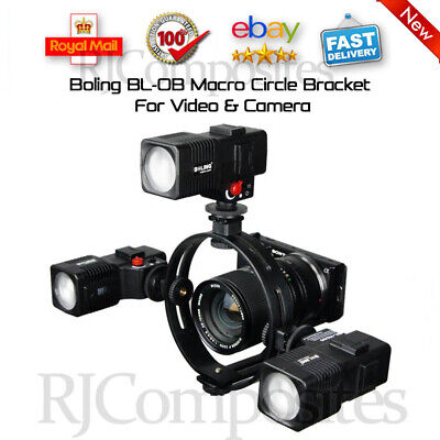 Boling BL-OB Macro Circle Bracket For Video & Camera
