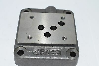 New Vickers 215093 Valve Subplate Manifold