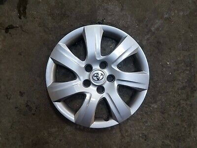 """1 New 2010 10 2011 11 Camry 16"""" Hubcap Wheel Cover 61155"""