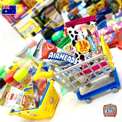 Add to your Coles Little Shop - USA Mini Brands Random 20 Different Collectables