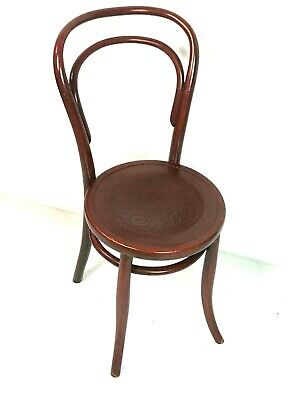 Antique Bentwood Chair Attributed to Thonet - FREE Shipping [5549]