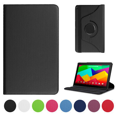 Funda giratoria 360º tablet para BQ Aquaris E10 10.1""