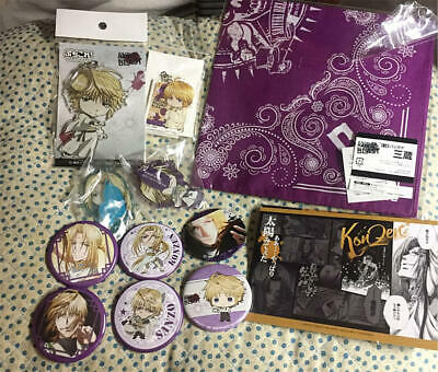 Saiyuki Sanzo Konzen Merchandise Goods Lot Anime From JAPAN