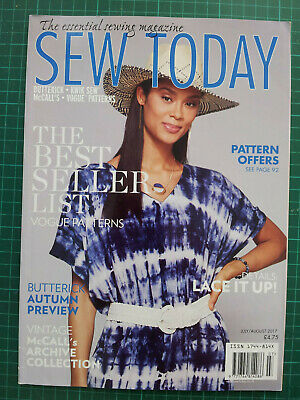 SEW TODAY July August 2017