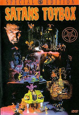 "Satans Toybox aka Turmoil in the Toy Box TV special DVD ""Devil Toys From Hell"""