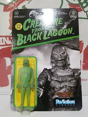 ReAction Super7 NYCC 2016 Exclusive Creature From the Black Lagoon Action Figure