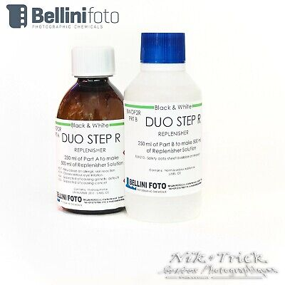 Bellini Duo-Step R ~ Reviver/Replenisher ~ 2x 250ml