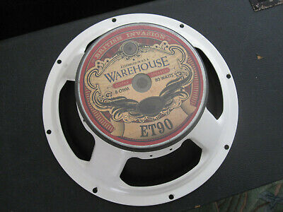 "Warehouse ET90 12"" Guitar Speaker 8 ohms WGS Celestion"