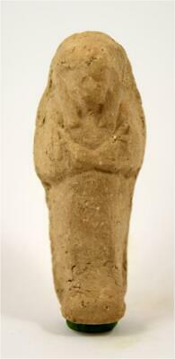 Egypt New Kingdom/Third Intermediate Period 19/22th dynasty clay shabti