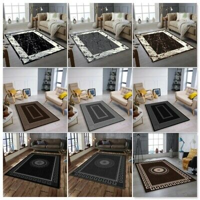 New Black Grey Small Extra Large Big Huge Size Floor Carpet Rugs Rug Mat Cheap