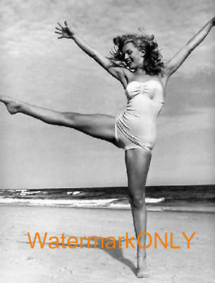 "Beautiful Actress ""Marilyn Monroe"" ""LEGGY"" ""Pin-Up"" PHOTO! #(31)"