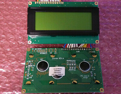 EAW204-NLED Display LCD