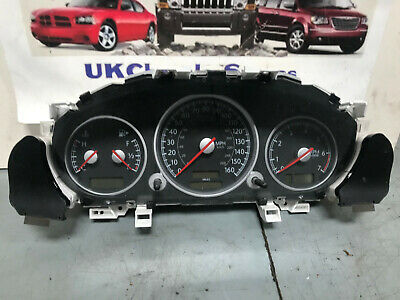 Chrysler Crossfire Convertible 2004-2007 Instrument Cluster Clocks A1935400411
