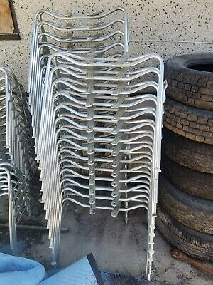 1 large lot of Herman Miller Chair Bases