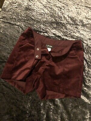 Girls Next Winter Shorts Trousers Age 9