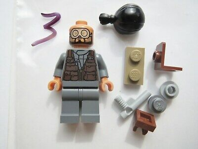 New Lego Star Wars Bodhi Rook with backpack minifigure 75156 figure Rogue One