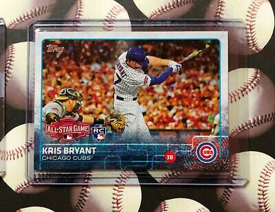 Kris Bryant - Chicago Cubs - 2015 Topps Update Series #US242 RC   FS  Qty