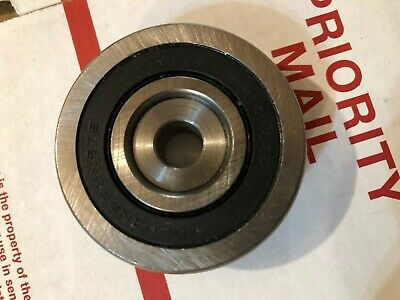 LR50//6NPPU Track Roller Double Row Bearing Sealed 6x19x9 Track Bearings 18155
