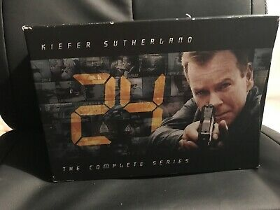24 the complete series kiffer Sutherland great condition