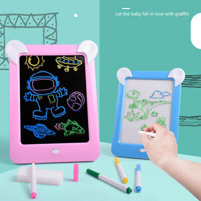 Draw With Light Fun Developing Toy Drawing Board Magic Draw Educational Gift