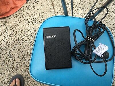 SINGER FOOT PEDAL MODEL Yc420s Free Post