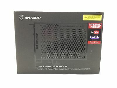 Tarjeta Capturadora Avermedia Live Gamer Hd 2 5153318