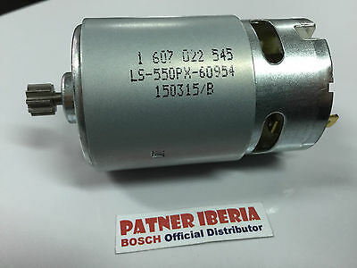 2609199121 Bosch Motore (1607022545) (Individuare Your PSR 14,4v Bellow)