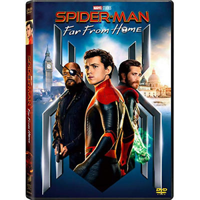 Spider-Man: Far From Home  [Dvd Nuovo]