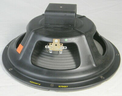 """Vintage 12"""" Woofer from Speakers Unlimited in 1984"""