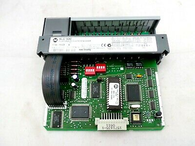 Allen Bradley 1746-Hsce Slc 500 High Speed Encoder Ser: A