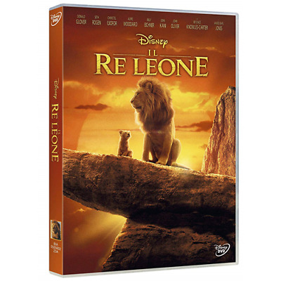 Re Leone (Il) (Live Action)  [Dvd Nuovo]