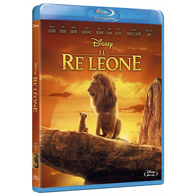 Re Leone (Il) (Live Action)  [Blu-Ray Nuovo]