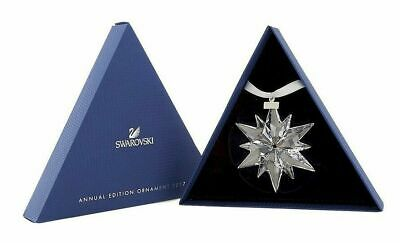 NIB 2017 SWAROVSKI Annual Edition Large Christmas Ornament Crystal 5257589