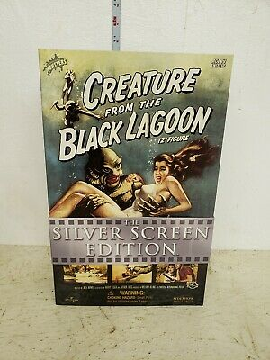 Creature from the Black Lagoon 12in figure Silver Screen