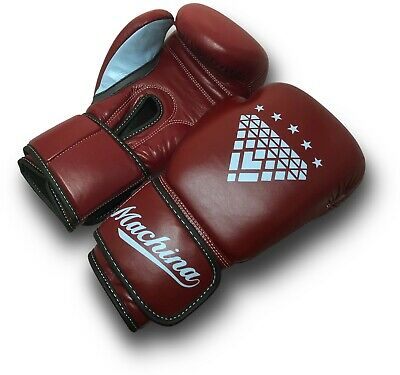 YELLOW-GOLD Machina Carbonado 16 Ounce Women/'s Leather Boxing Gloves