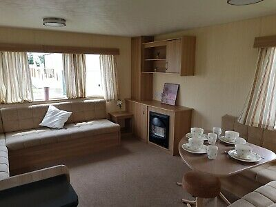 Starter Static Holiday Home for sale - Allonby, Cumbria 12 month season